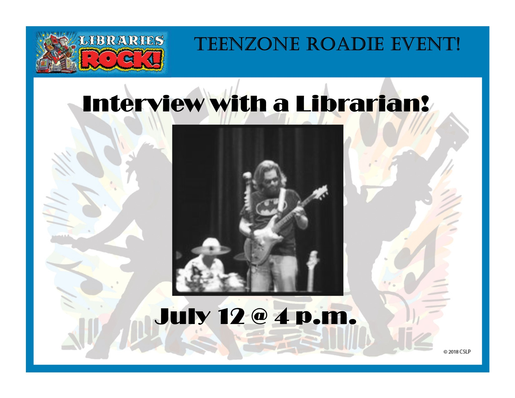 Interview a librarian and learn the behind-the-scenes work that makes this a fun job!