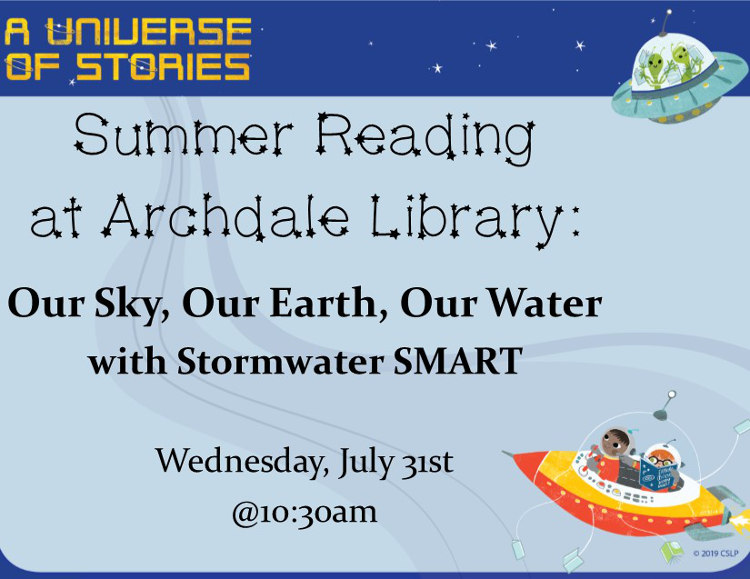 Summer Event at Archdale on July 31! FREE
